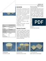 Industrial Ceramic Products