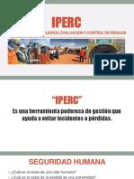 IPERC( identificación de peligros,evaluación y control de riesgos)