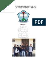 Laporan Lengkap Hasil Observasi Dan Wawancara Budidaya Unggas Petelur