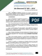 RD N° 03  ME-   I.E.N°0712 Alto Uchiza