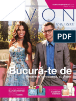 Avon Magazine 08-2018