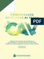 CAV Honduras espanol web