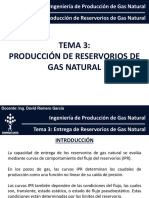 3. Producción de Gas Natural