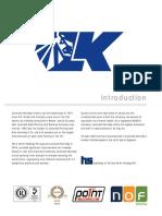 LK Product Brochure