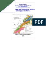 Catalogue Des Produits de La DDM