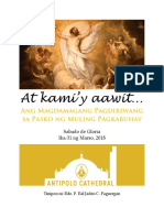 Easter Vigil Mass 2018