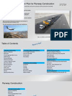 PEP3 Airport Runway Construction