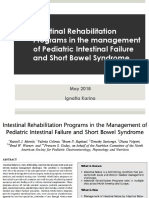 Journal Reading Nutrisi Metabolik - Intestinal Rehabilitation Program
