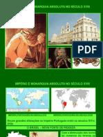 Imperio Portugues No Sec Xvii i