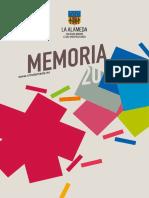 La Alameda Memoria 2017