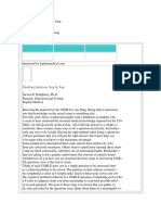 Handling Questions Step by Step.docx