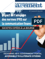 Impact Ifrs - IsCAE