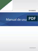 Manual Usuario Samsung Galaxy Note 3 n9005