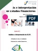 Conceptos Basicos Del Analis Financiero
