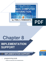 Chapter 8 Implementation Support
