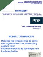01.04 Management Modelo Negocios