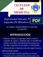 Enfermedad Vascular Periférica
