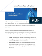 Learn About Pancreatic Cancer