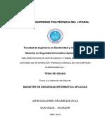 ANTECEDENTES 04 Tesis Maestría Implementación de Certificados y Firmas Digitales para Sistemas de Información Transaccionales en una Empresa Gubernamental.pdf