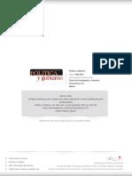 BASE TEÓRICA 05 Enfoques recientes para el análisis del cambio institucional. La teoría distribucional del cambio gradual.pdf