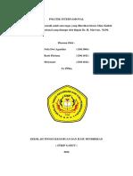 Tugas Makalah Hubungan Internasional.docx