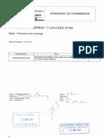 Lube Oil Flushing Procedure