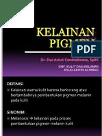 KELAINAN PIGMEN