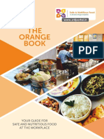 Orange Book - guide to safe and nutritious food