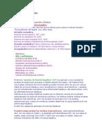 Analisis Clinicos Por Temas