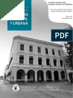 Geografía Económica de Los Municipios Ribereños Del Magdalena