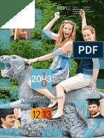 MIPLC Annual Report 2012-13