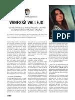 Entrevista a Vanessa Vallejo en La Gaveta Económica
