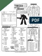 Warhammer battletech