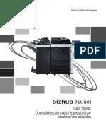 Bizhub 751 601 Qg Copy Print Fax Scan Box Operations Es 1 2 1