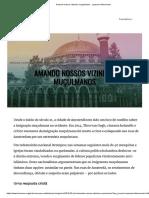 Amando Nossos Vizinhos Muçulmanos - Lausanne Movement