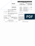 US6378703B1Flotation Method for Removing Colored Impurities From Kaolin Clay