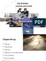 Module 1- Intro Business