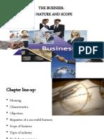 Module 1- Intro Business