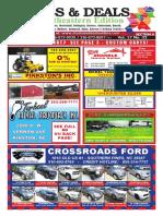 Steals & Deals Southeastern Edition 5-31-18