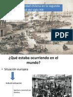 Economía y Sociedad Fines Siglo XIX
