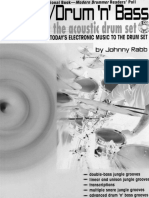 Jungle Drum 'n' Bass-For The Acoustic Drum Set by Johnny Rabb.pdf