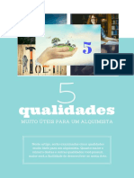 5 Qualidades Muito Uteis Para Um Alquimista