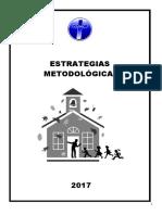 ESTRATEGIAS METODOLOGICAS 2017