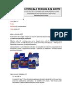 Aceite Atf Tarea n1