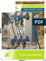 Tablero Electrico Provisional