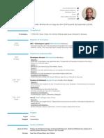 Curriculum Vitae Macodou DIENG Développeur Fullstack