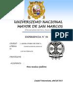 Fisica II- Informe 1