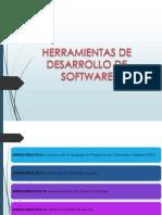Herramientas de Desarrollo de Software