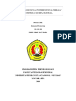 Tugas Eksbar Pengaruh Syn Dan Post Depositional- Immanuel Manurung (111150108)