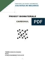 Carbon Biomateriale